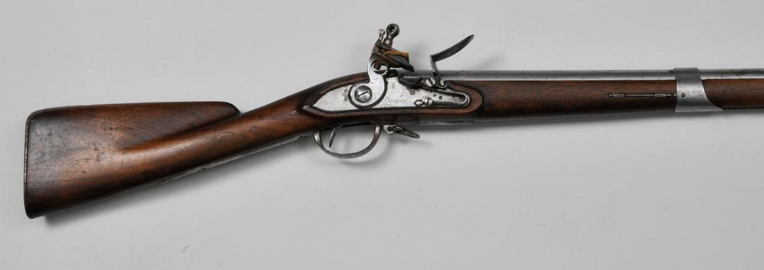 Reproduction 1766 Charleville musket made by Navy Arms.