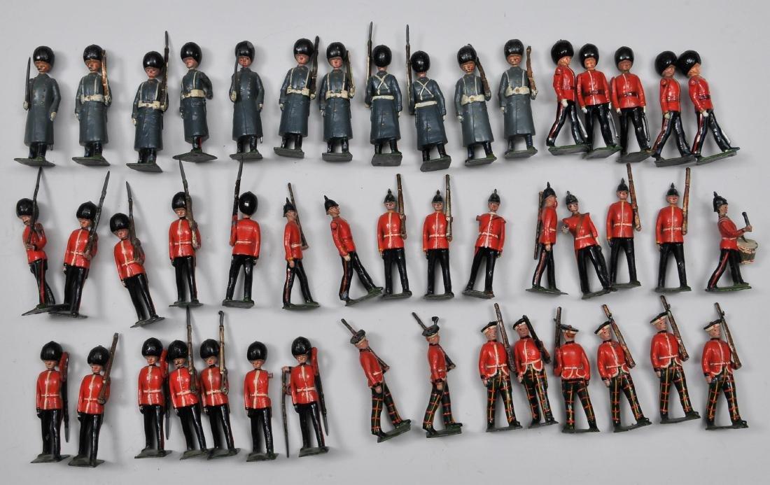 Britain's, Royal Scots Guards, Set #212. 8 pieces.