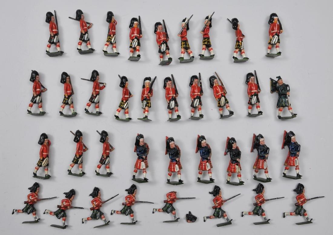 Britain's Scottish Troops. Set #15, Argyll & Sutherland