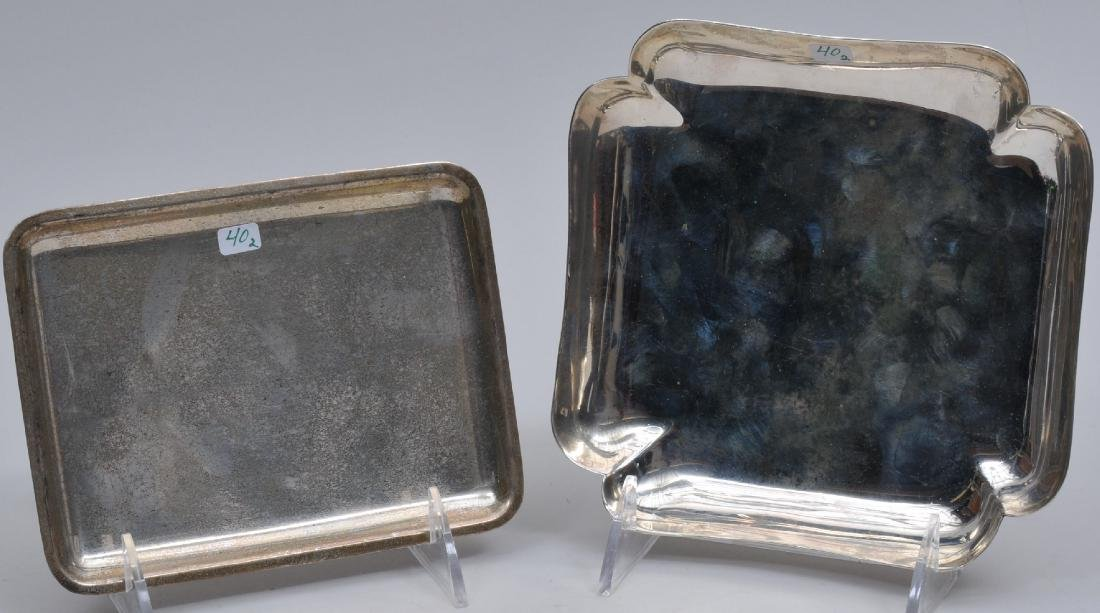 Two Tiffany & Co. Makers Sterling Silver serving