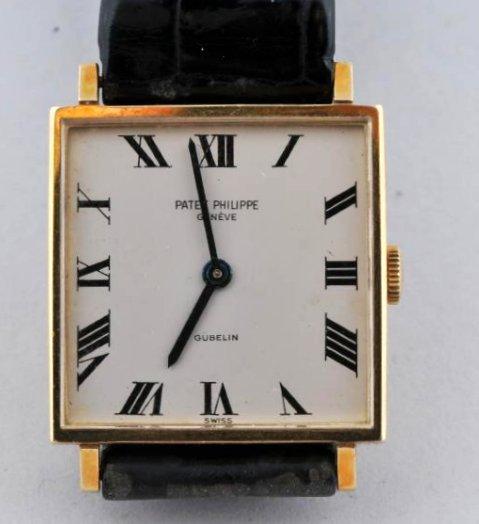"Patek Philippe ""Gubelin"" Ref. 3430, 18k yellow gold"