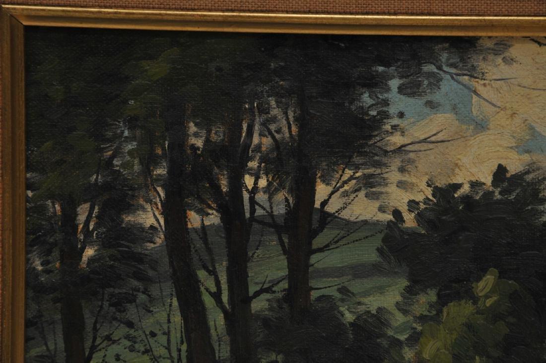 Bertram George Bruestle. Spring time landscape - 4