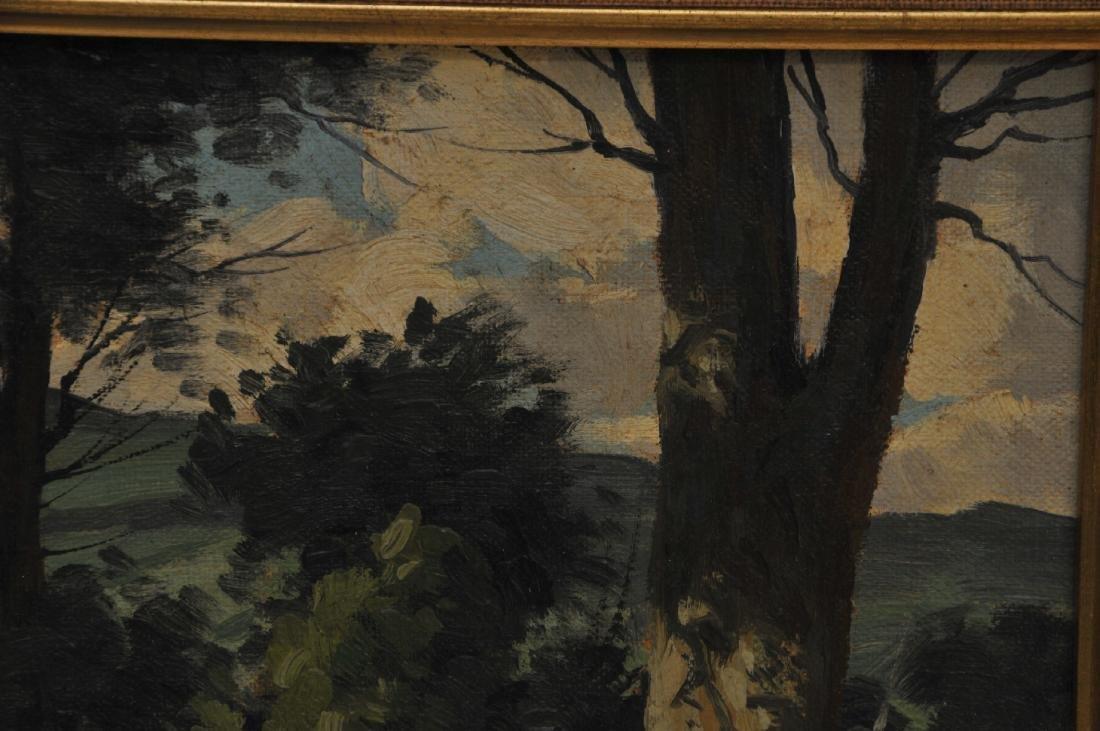 Bertram George Bruestle. Spring time landscape - 5