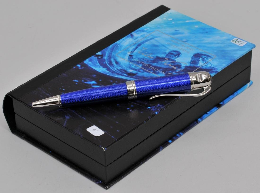 Mont Blanc Limited Edition Jules Verne ball point pen