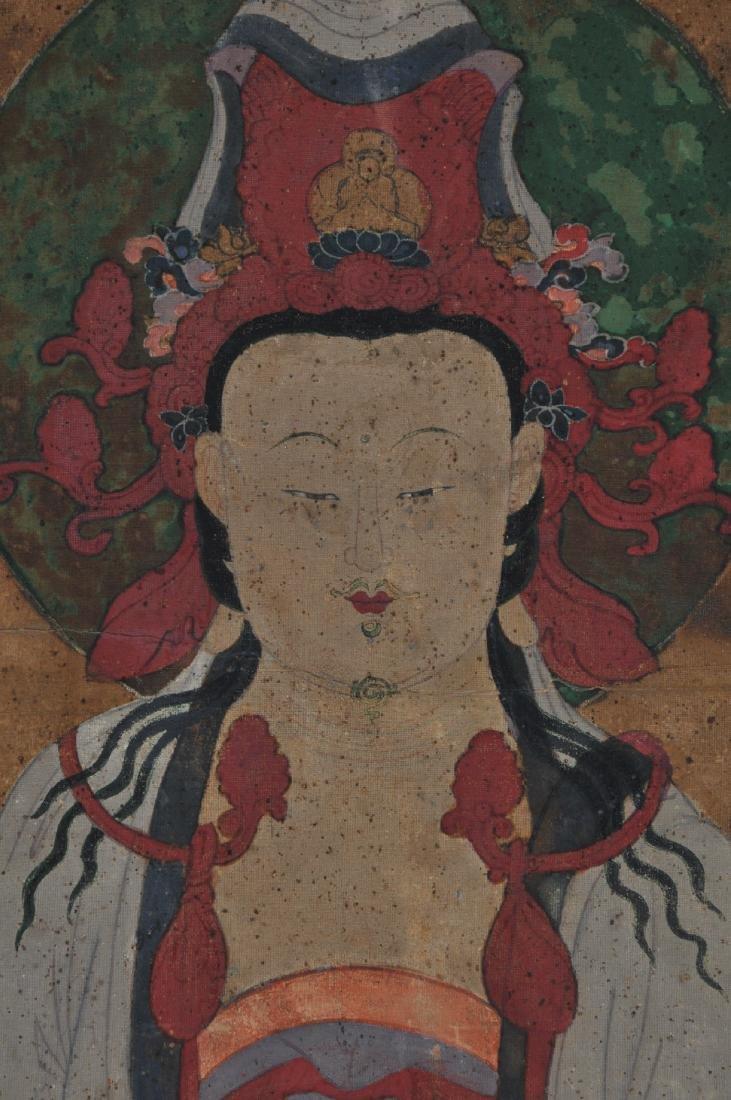 Buddhist Image. Korea. Koryo period or early Yi. Late - 10
