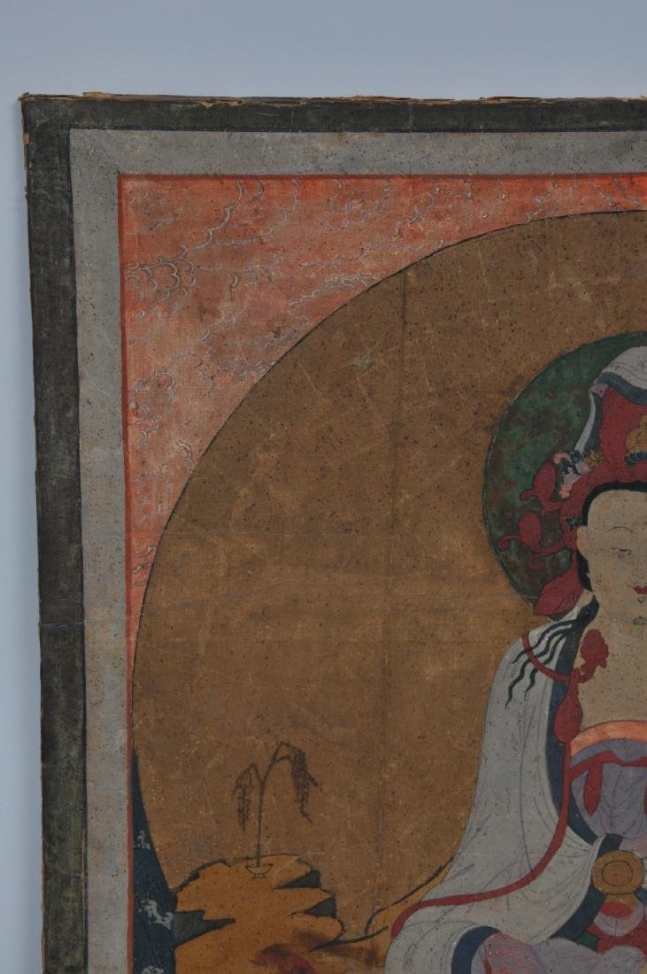 Buddhist Image. Korea. Koryo period or early Yi. Late - 3
