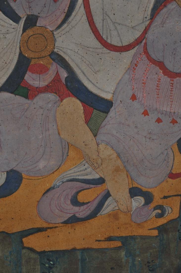 Buddhist Image. Korea. Koryo period or early Yi. Late - 9