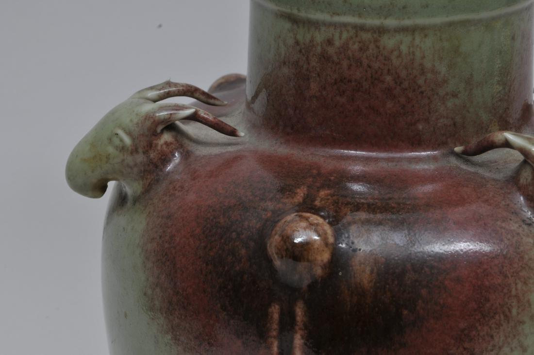 Porcelain vase. China. 19th century. Chun yao style - 3