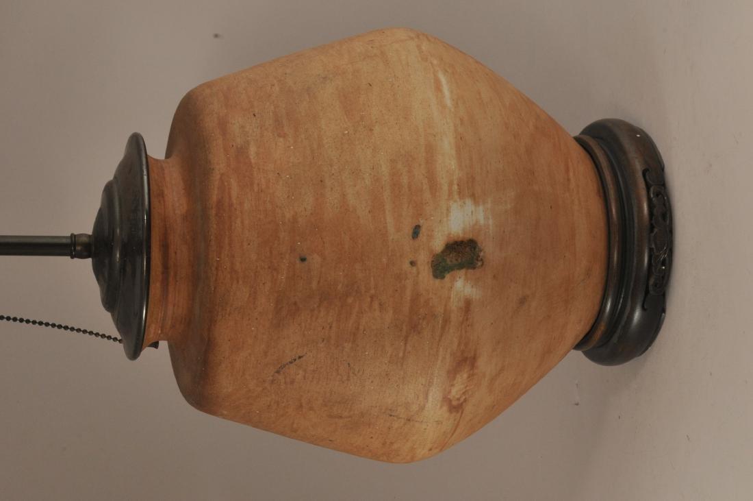 Stoneware jar. Japan. 19th century.  Glaze decoration - 7