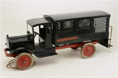 Keystone Police Patrol Packard truck, 1920s Fine decals