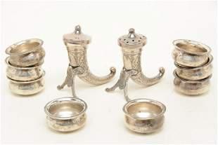 Theodore Olsen Norwegian viking horn sterling silver