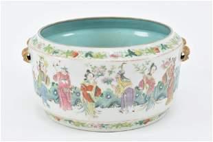 Porcelain bowl. China. 19th century. Tao Kuang mark and
