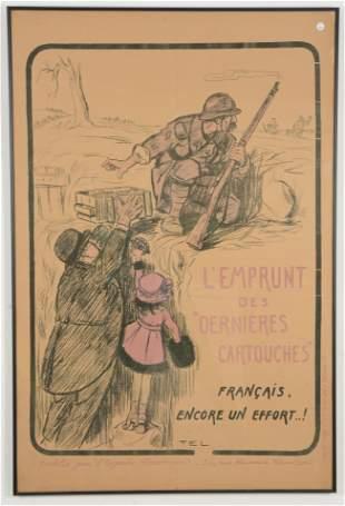 L'Emprunt des Dernieres Cartouches - the last