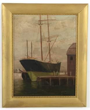 Sidney Lawrence Brackett. Late 19th-Early 20th Century.