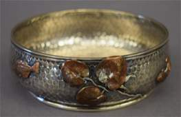Gorham sterling silver mixed metals Aesthetic hand