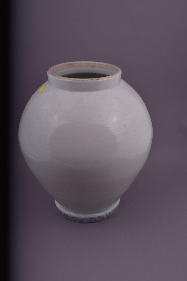 Large porcelain jar. Japan. 19th century. Arita Ware. - 3