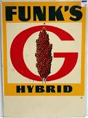 122: VINTAGE FUNK'S HYBRID ADVERTISING SIGN