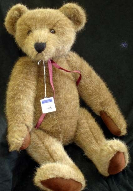 114A: BOYD'S COLLECTION JOINTED TEDDY BEAR