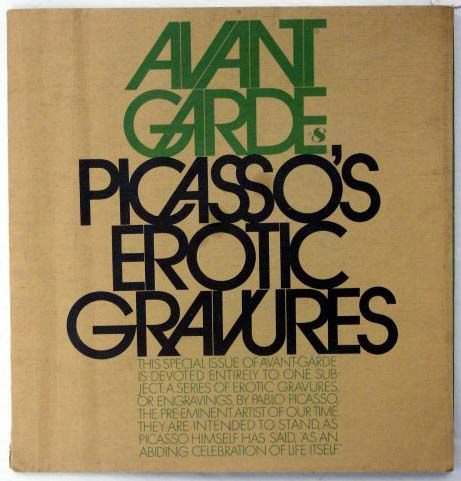 5A: PICASSO EROTIC AVANT GARDE COLLECTION