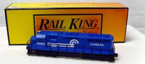 712: MTH ELECTRIC TRAIN RAIL KING - SD-45 DIESEL ENGINE