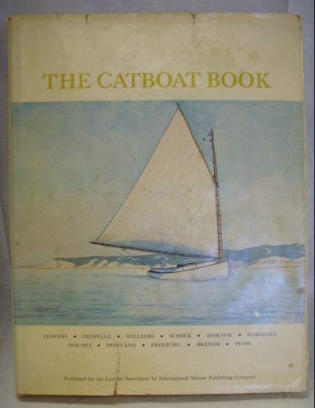 2003: THE CATBOAT BOOK COPYRIGHT 1973 3RD PRINTING FOX