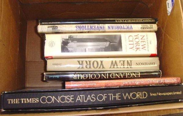 2005: LOT (7) BOOKS VICTORIAN ENGLAND LONDON COLORADO I