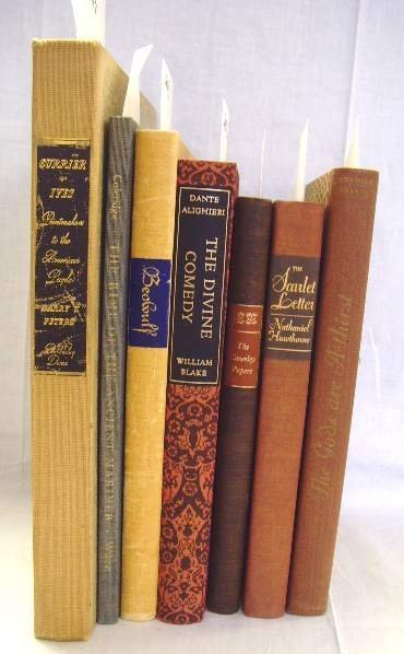 2018: LOT (7) ILLUSTRATED & PLATE BOOKS CURRIER & IVES