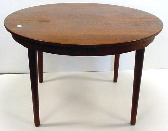767: HANS WEGNER MODERN DINING TABLE