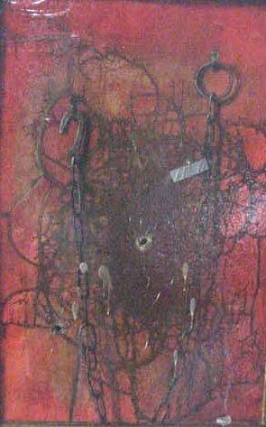 5: KNAUS, ROBERT OIL ON BOARD