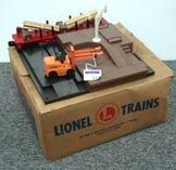 102: LIONEL #264 FORKLIFT WITH BOX