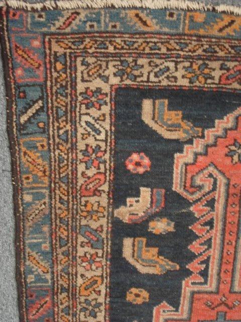 261: 4FT X 5FT 2IN ANTIQUE PERSIAN RUG CAUCASIAN