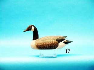ONE-QUARTER SIZE CANADA  GOOSE by Barry Fuchs,