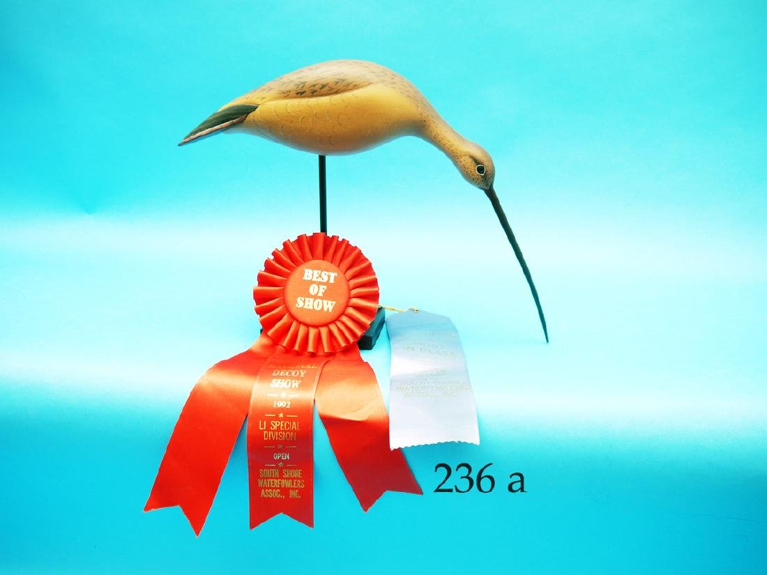 COMPETITION LONG-BILL CURLEW  by Bill Androsko, Throop,