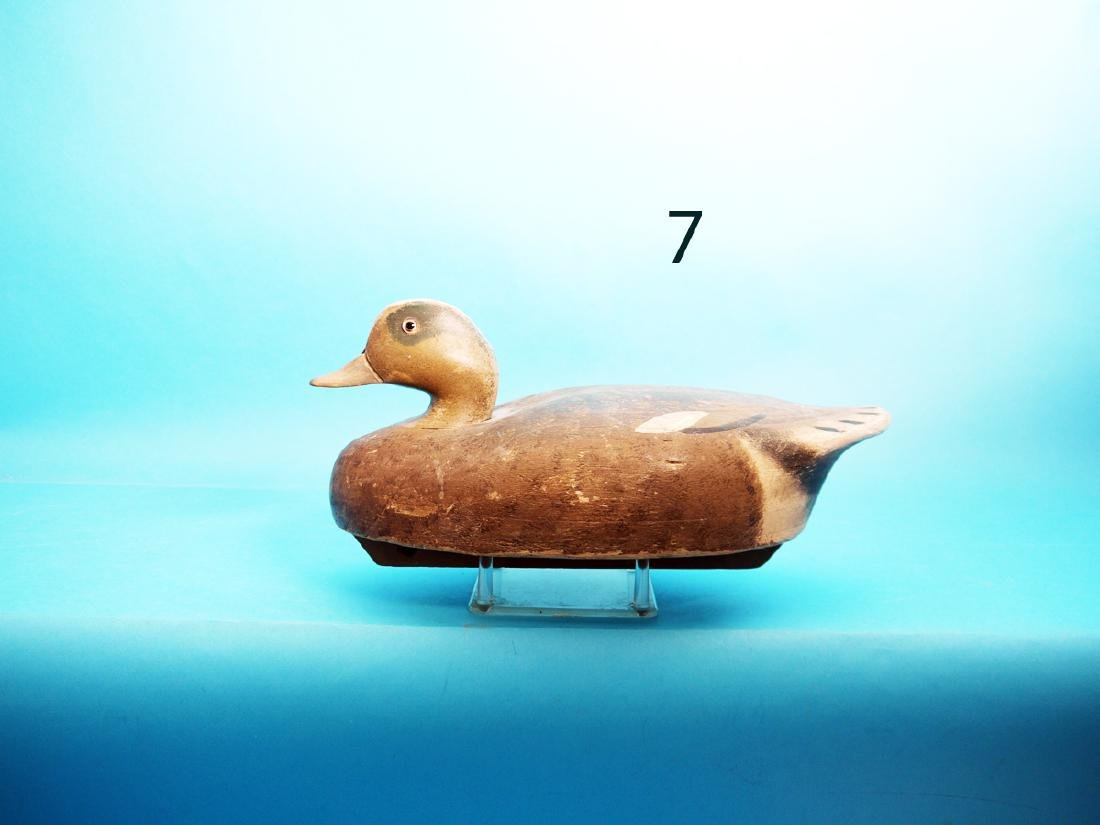 WIDGEON DRAKE by the Wildfowler Decoy Co., Old