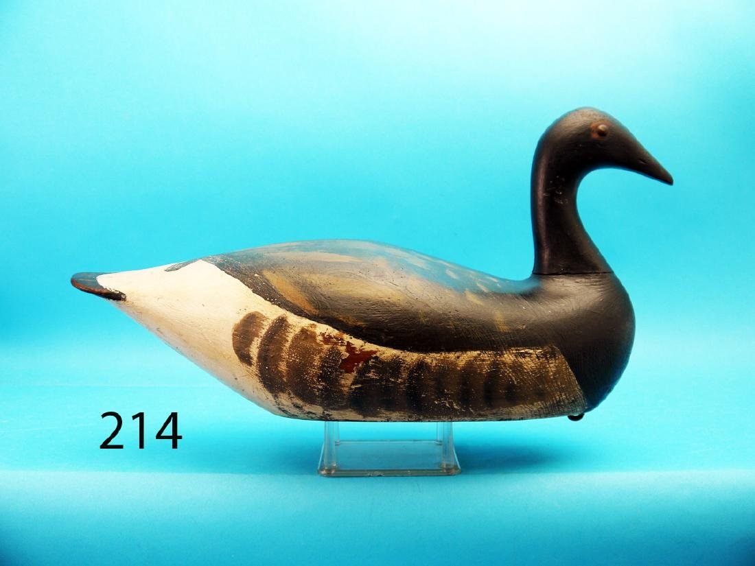 VERY RARE BRANT by Frank Richardson, Edgartown, MA,