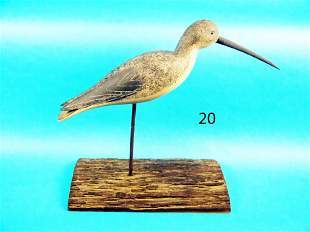 FINE WHIMBREL by Hurley Conklin
