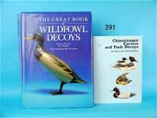 TWO DECOY BOOKS