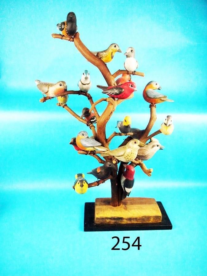 BIRD TREE, F. JENNINGS