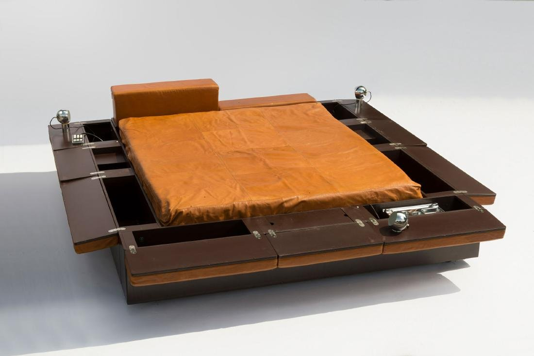 Couch / Bed, 1960/70s - 2