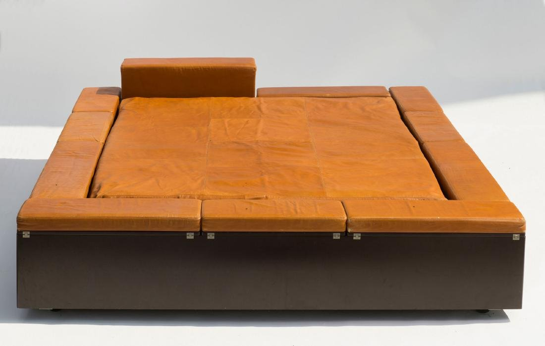 Couch / Bed, 1960/70s - 3