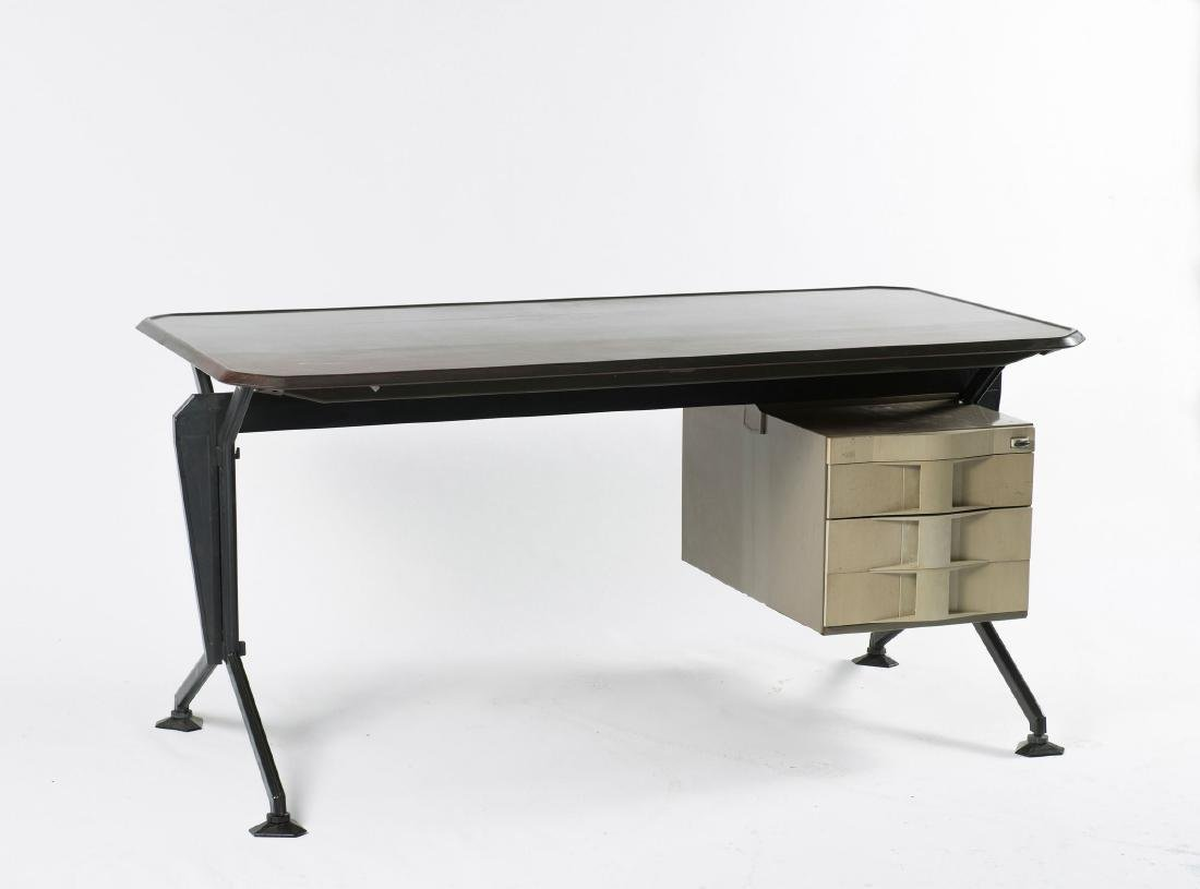 'Arco' writing desk, 1963 - 5