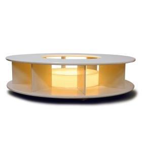 Adolfo magrini for Bizarre coffee table