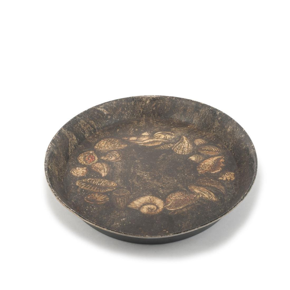 'Corona di conchiglie' tray, 1950/60s