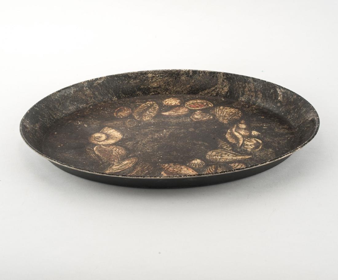 'Corona di conchiglie' tray, 1950/60s - 2