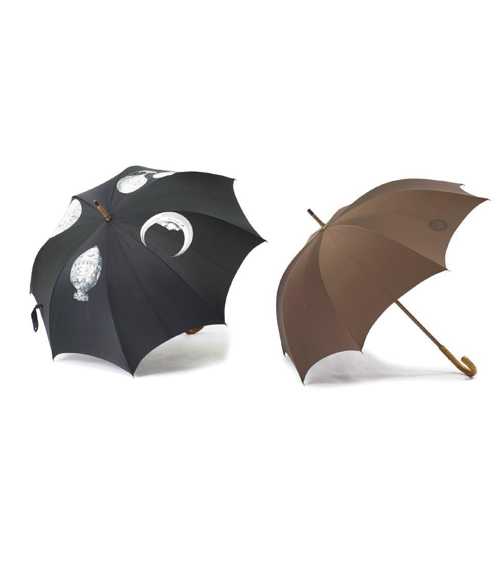 Two 'Sol e Luna' umbrellas, 1990s