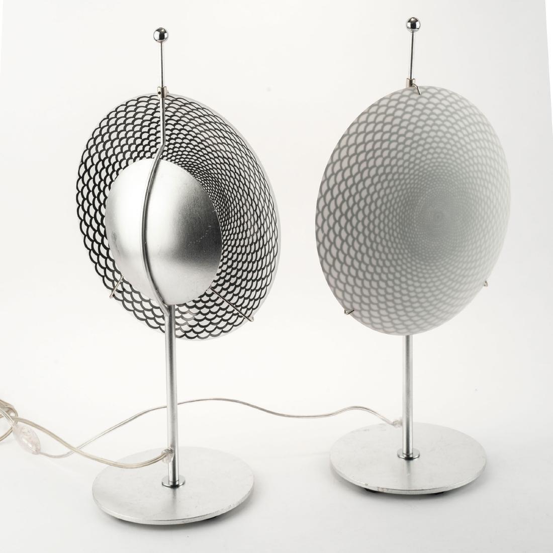 Two 'Ottica' table lights, c1995 - 2