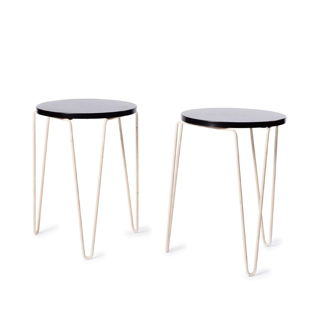 Two stools, c1950