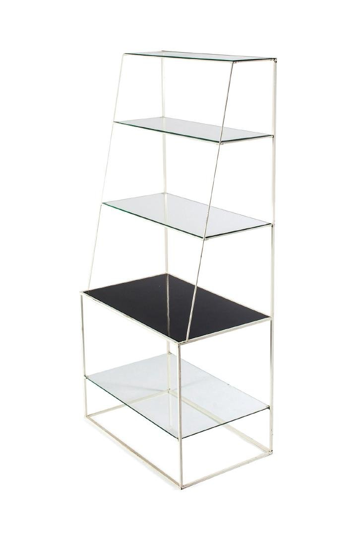 'Minimal' shelf, c1957