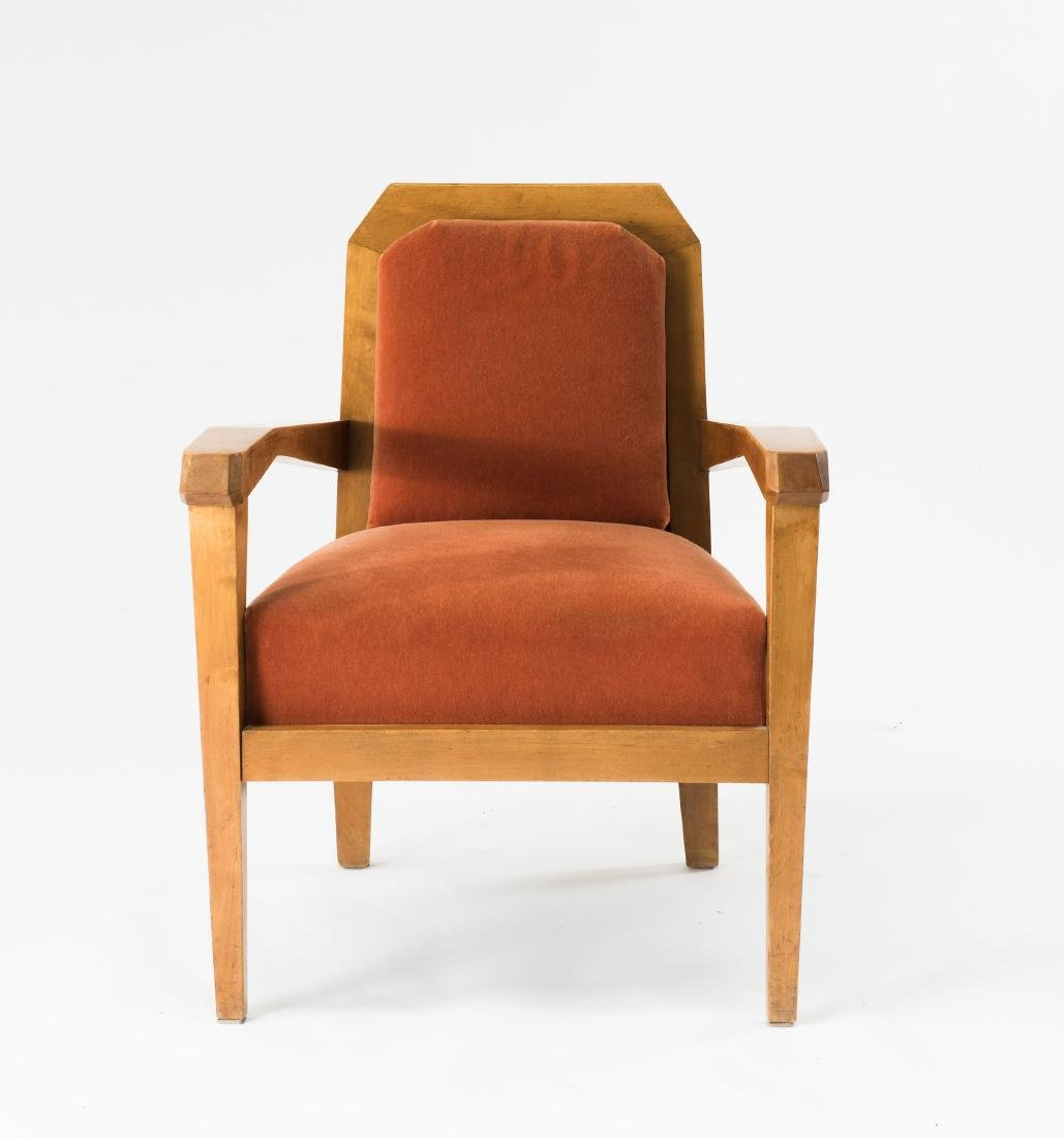 Anthroposophic armchair, 1930s