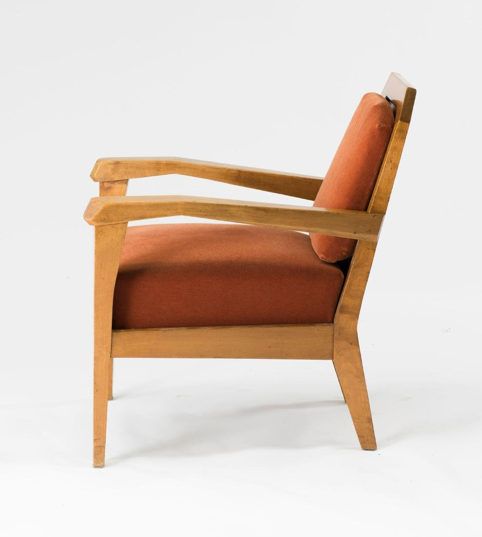 Anthroposophic armchair, 1930s - 4